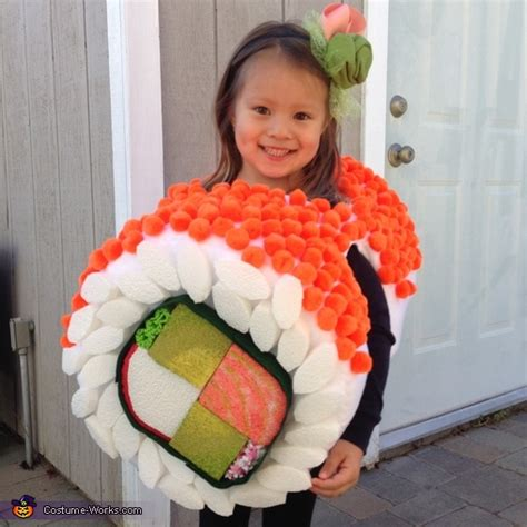 sushi costume yum yum sushi costume sushi costume costumes and costumes