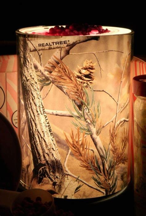 chrustmas tree smells musty put your duckmen scent in the simmering lights photo shade with camo paper for the
