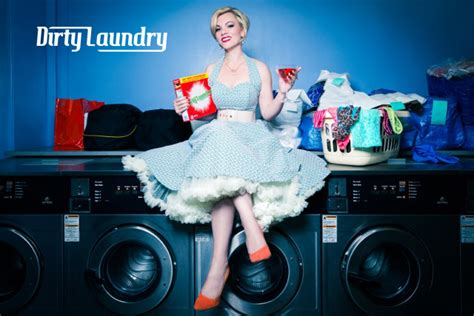 Dirty Laundry Design My Night   dirty laundry pop up london s most enigmatic launderette
