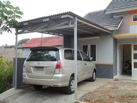 Multiroof Bandung jasa aplikasi kanopi carport kanopi rumah gudang