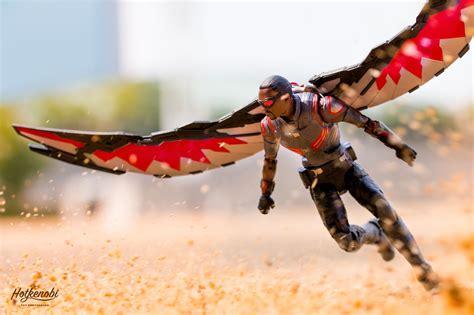 Falcon Civil War marvel legends civil war winter soldier falcon 6 quot photos