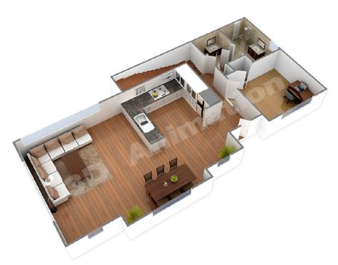 Good 3d House Blueprints And Plans With 3d House Plans House Blueprints For 3d Modeling