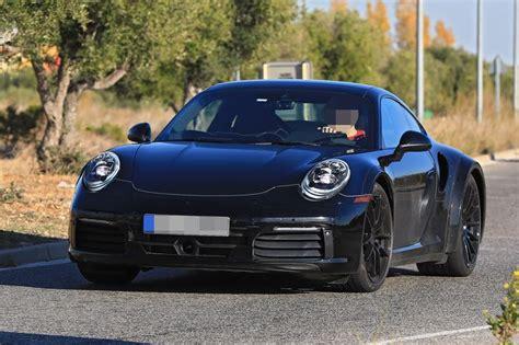 Porsche 911 Turbo Daten by Porsche 911 992 Ab 2018 Infos Daten Motoren