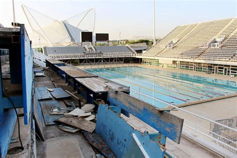 olympic venues abandoned olympic venues show how much money is wasted on