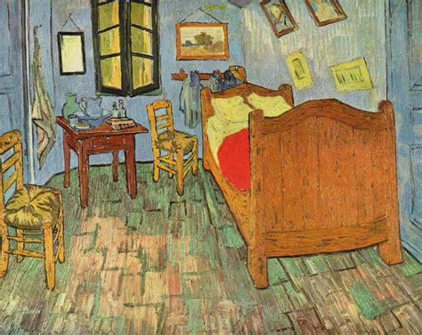 vincent gogh s arles bedroom is for rent on airbnb