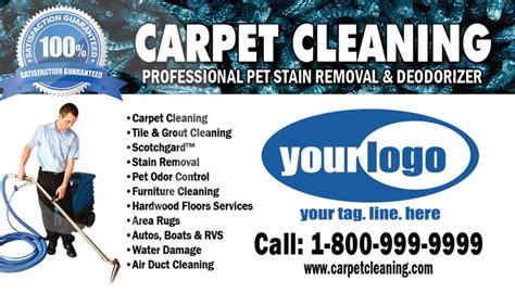 carpet cleaning business card templates carpet cleaning business templates carpet vidalondon