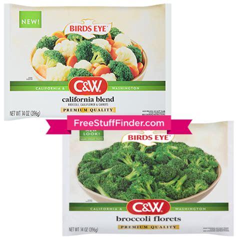 c w vegetables free birds eye frozen vegetables at walmart 0 25 moneymaker