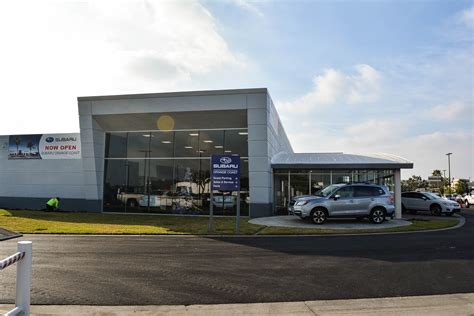 subaru dealerships southern california new subaru orange coast opens penske social