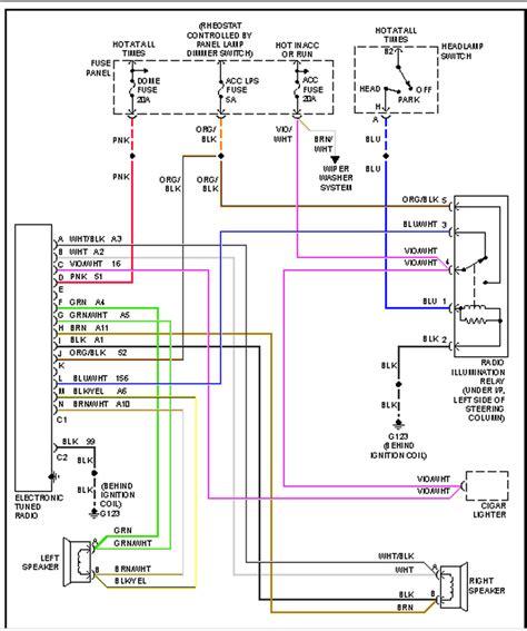 color codes   wires    jeep