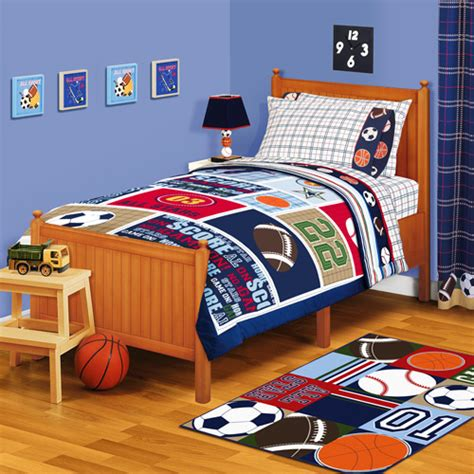 toddler sports bedding american kids all stars twin full comforter