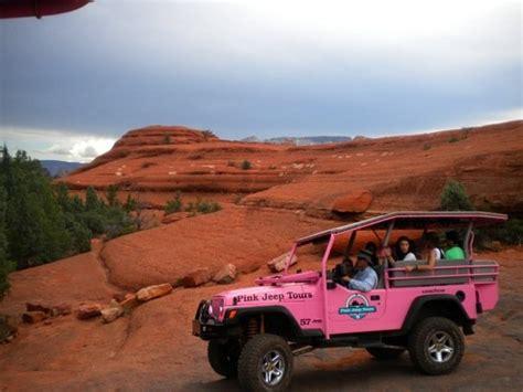Sedona Az Pink Jeep Tours Pink Jeep Tours In Sedona Arizona Places I Want To