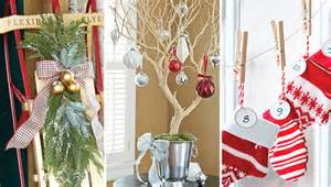easy christmas home decor ideas simple christmas decorating ideas