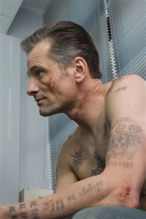 lotr cast tattoo viggo mortensen tattoos photos pictures pics of his tattoos