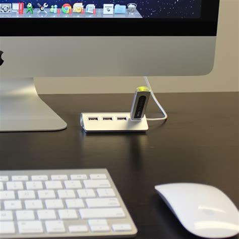 Usb Hub Apple 4port 2 satechi 4 port usb hub matches apple keyboard trackpad and pricing technabob