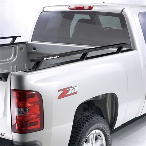 truck bed side rails backrack truck side rails back rack truck bed rails