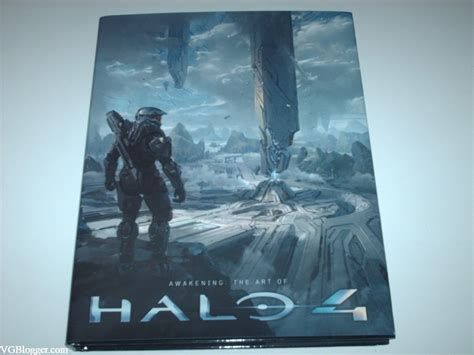 libro the art of halo awakening the art of halo 4 libro de arte artbook 580 00 en mercado libre