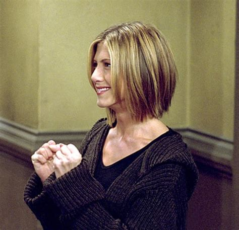 Aniston Hairstyles On Friends by Friends Turns 20 See Green S Hairstyles Throughout