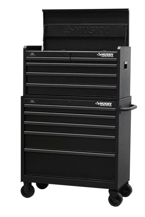tool cabinets canada husky 37 inch 10 drawer tool chest and cabinet the home
