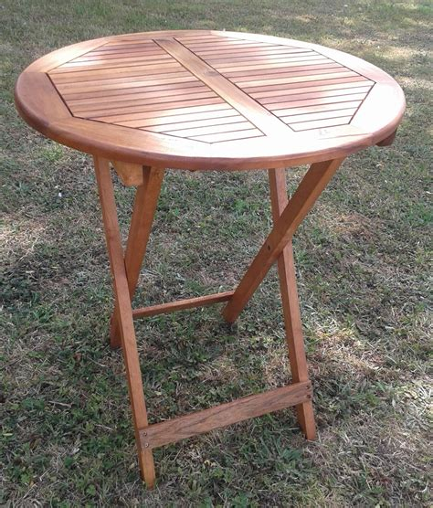 acacia wood folding table acacia wood folding table for garden patio 75cm