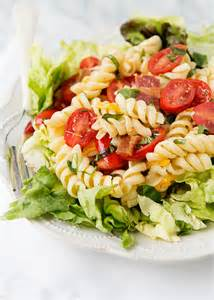 recipe for pasta salad blt pasta salad baked bree