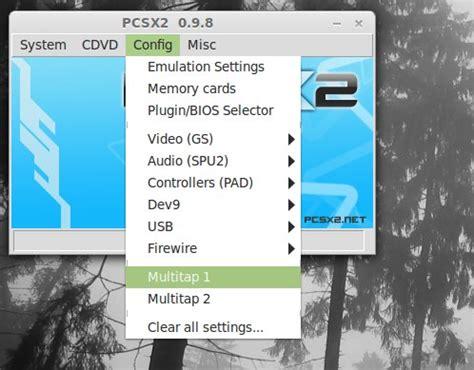 pcsx playstation  emulator installation  setup