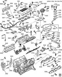 engine asm 3 1l v6 part 5 manifolds fuel related parts
