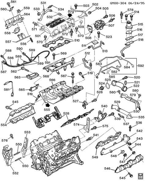 97 4 3 v6 vortec engine diagram 97 get free image about