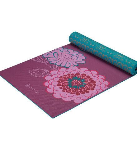 Gaiam Mat by Gaiam Reversible Mat Dr Noreen The Tox Doc