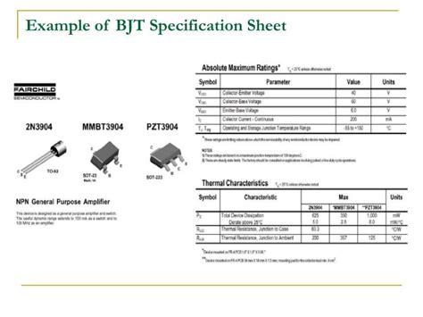 bjt transistor worked exles bjt transistor worked exles 28 images exle of dc analysis of a bipolar junction transistor