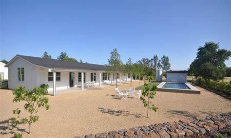nicholas lee architect modern ranch house design by nicholas lee
