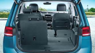 Volkswagen touran 2016 dimensions with photos of the interior and boot