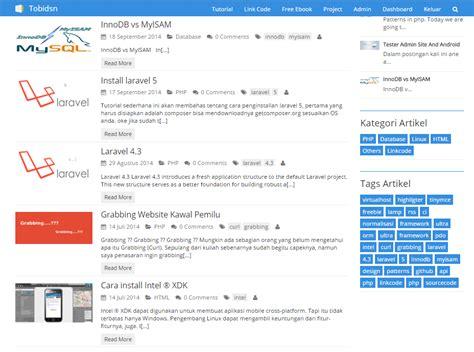 membuat website e learning dengan codeigniter codeigniter cara mudah membuat website blog sendiri