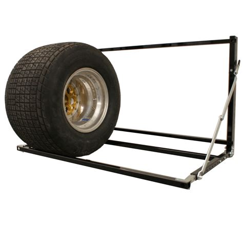 Tyres Rack by Tire Rack Custom Length Wall Mount Adjustable Folds