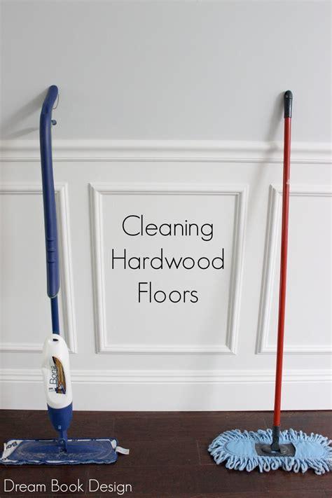 clean hardwood floors dream book design