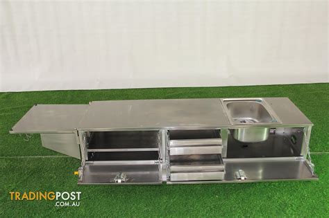 slide out drawers for rv stainless steel cer slide out kitchen 2