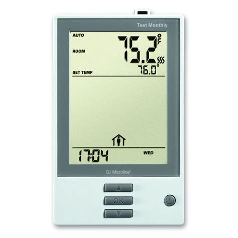 Radiant Floor Thermostat by Floorwarm 7 Day Programmable Thermostat For Underfloor