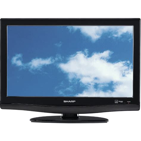 Tv Sharp Tv Sharp sharp lc 26sb27ut 26 quot 720p lcd tv lc26sb27ut b h photo