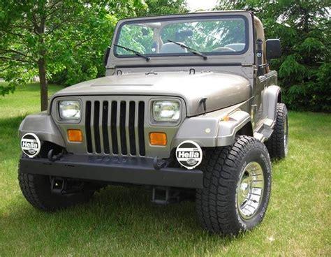 Jeep Wrangler Yj 1989 Pics Jeep Wrangler 1989 Yj