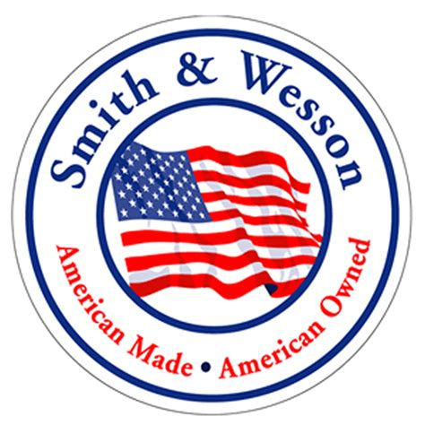 smith and wesson products product smith wesson american made american owned decal