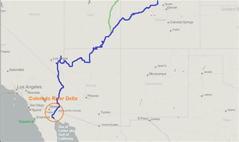 colorado river map colorado river map related keywords colorado river map