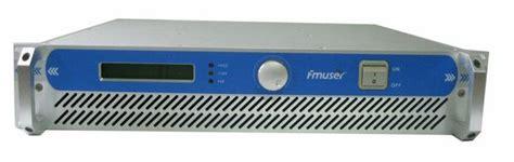 pdf transmisor fm transmitter 80w 2u fsn 801 profesional de radiodifusi 243 n de fm radio transmisor 87 5 108 mhz dp100 1 2