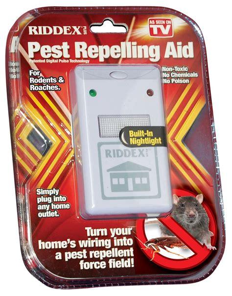 Anti Nyamuk Ultrasonic jual pest repelling aid riddex ultrasonic anti tikus nyamuk kecoa lalat yadishop