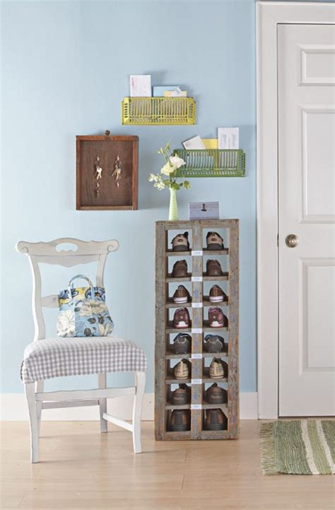 5 creative diy shoe storage solutions do it 5 creative diy shoe storage solutions for an etryway