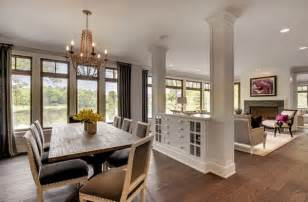 How To Divide Dining Room And Living Room How To Divide A Large Living Room