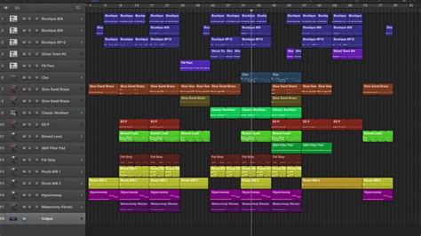 Logic Pro X Trap Template 07 Youtube Trap Logic Pro X Template