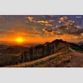 mountain-sunset-wallpaper