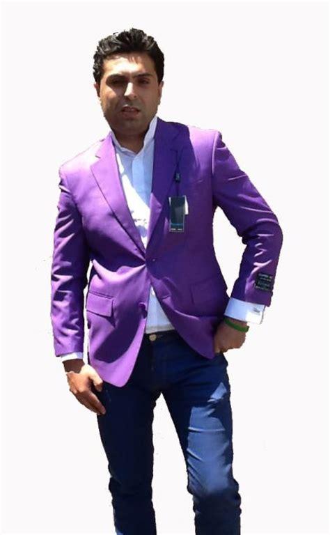 Dpurple Coat Blazer Ungu Korea Jaket from mory to you lightweight sport blazers for 2014