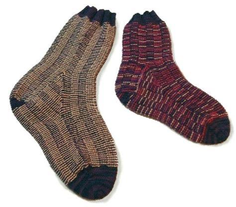 maggie s crochet 183 loom knitting socks knit pattern simple tube sock knitting pattern free knitting patterns