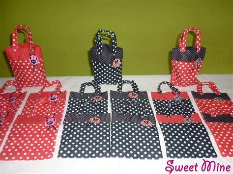 como hacer bolsitas de cumplea os con tela todo bolsas de tela para cumplea 241 os imagui