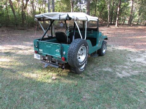 Jeep Winch For Sale 1967 Jeep Cj5 4wd Winch For Sale Jeep Wrangler 1967
